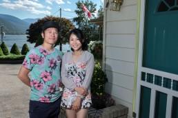 Panda Xiong and Mei Mei Kwan