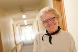 Irene Walker, Chair of the Erickson Golden Agers Association