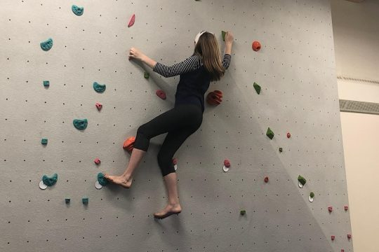 Learning to Climb in More Ways Than One