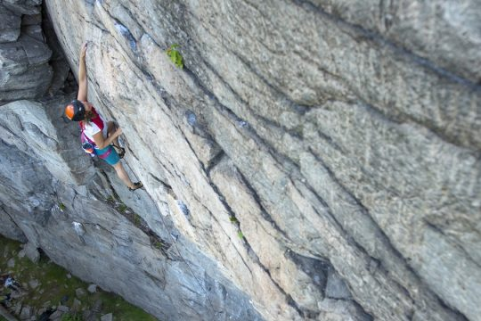Climbers Band Together to Preserve a Popular Spot