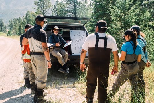 Collaborating to Restore a Watershed