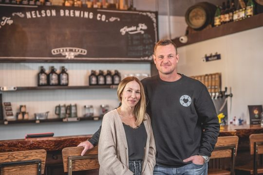A Refreshed Future for a Local Brewery