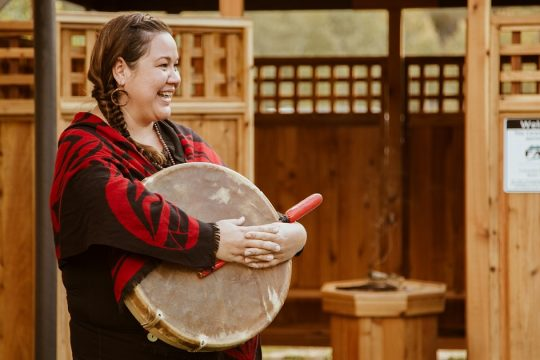 Opening Doors to Indigenous Culture in Trail