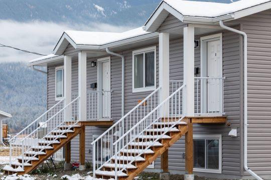 Modern, Comfortable, Affordable Homes