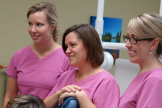 TEETH Puts Smile On Recipients' Faces