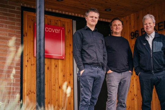 RevUp Program Helps Thriving Architectural Firm Design Custom Growth Plan